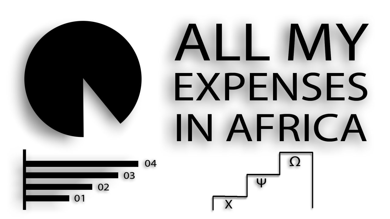 my expenses in africa