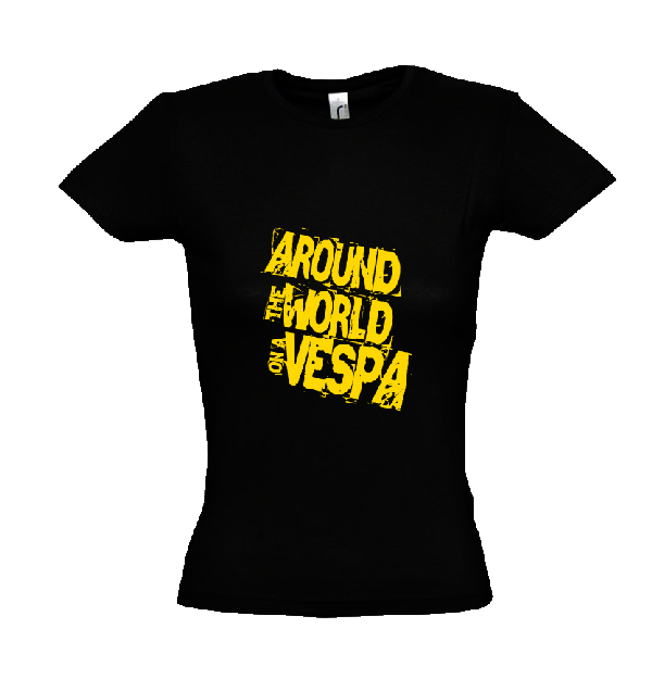worldvespa t-shirt