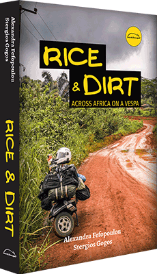 Rice & Dirt: Across Africa on a Vespa