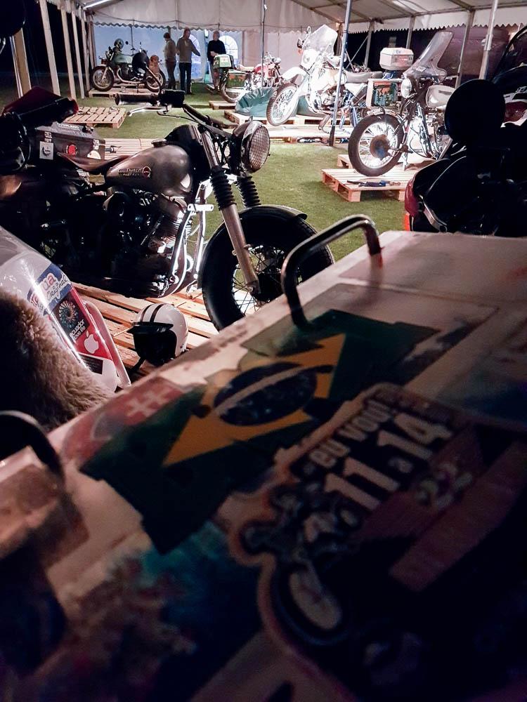 Our UK trip - Το ταξίδι μας στην Αγγλία - Overland Event motorcycles