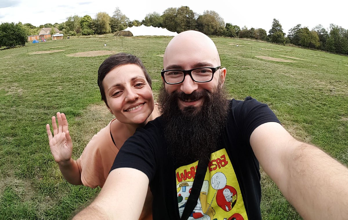 Our UK trip - Το ταξίδι μας στην Αγγλία - Us