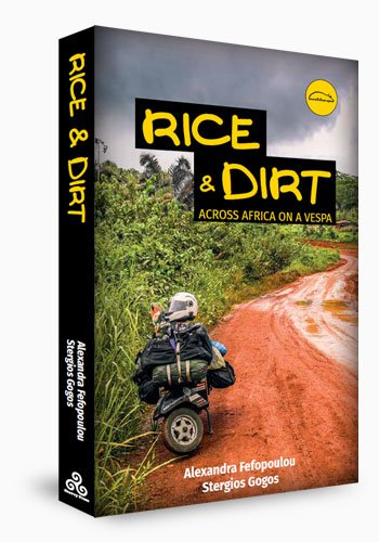 Rice and Dirt - The book