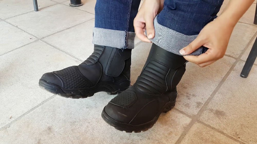 ARMR Matsu Boots Motorcycle Gear