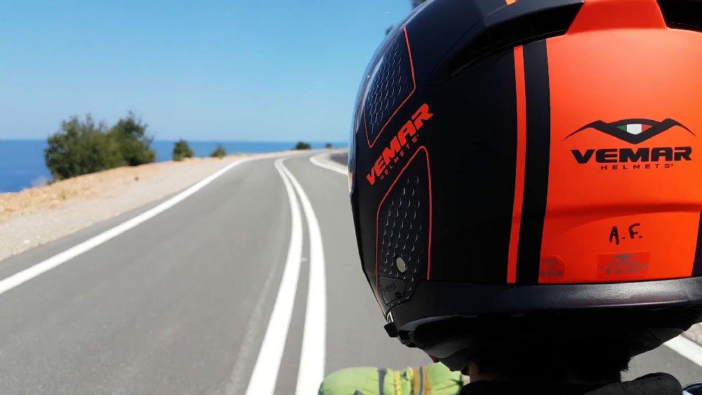 Vemar Feng Helmet Motorcycle Gear