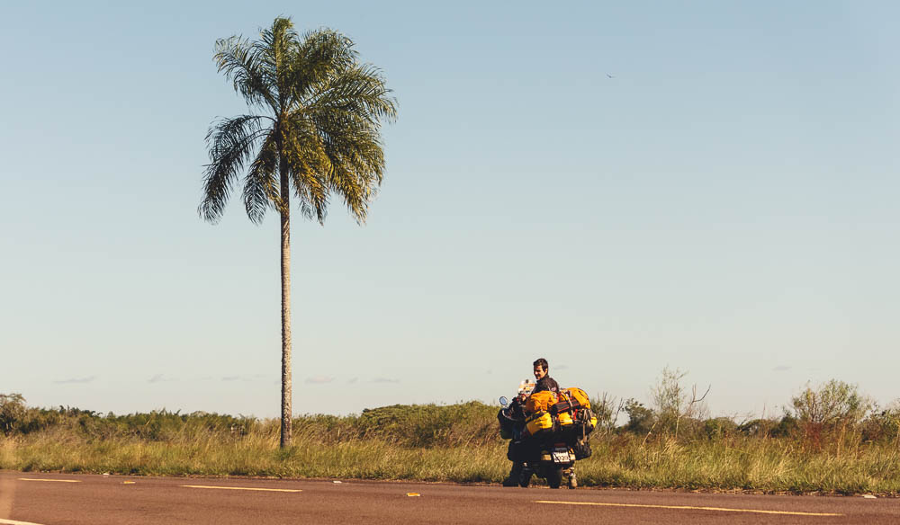 rohayhu paraguay road to Pilar