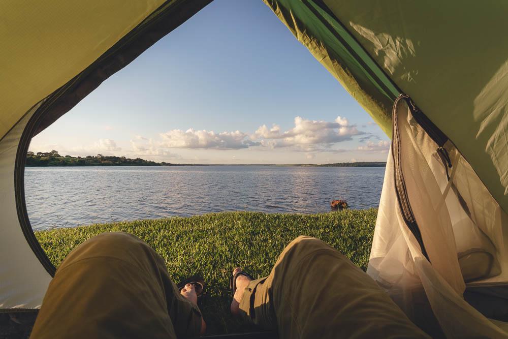 rohayhu paraguay campamento lago la o