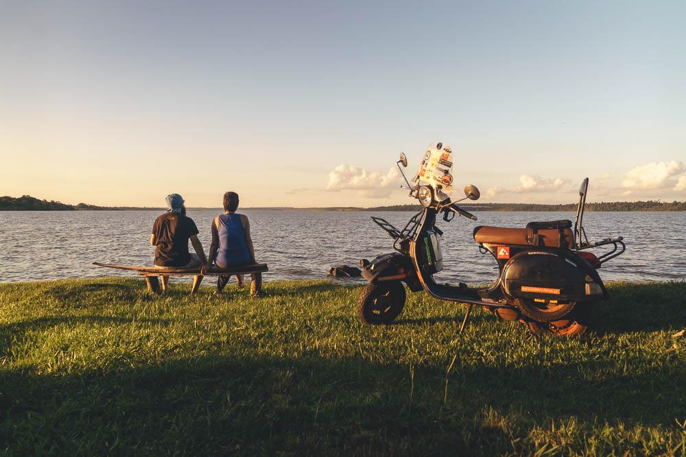 rohayhu paraguay camping lago la o