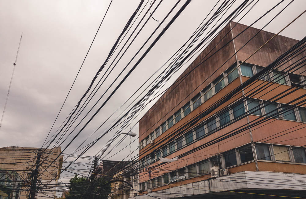 rohayhu paraguay electricity wires