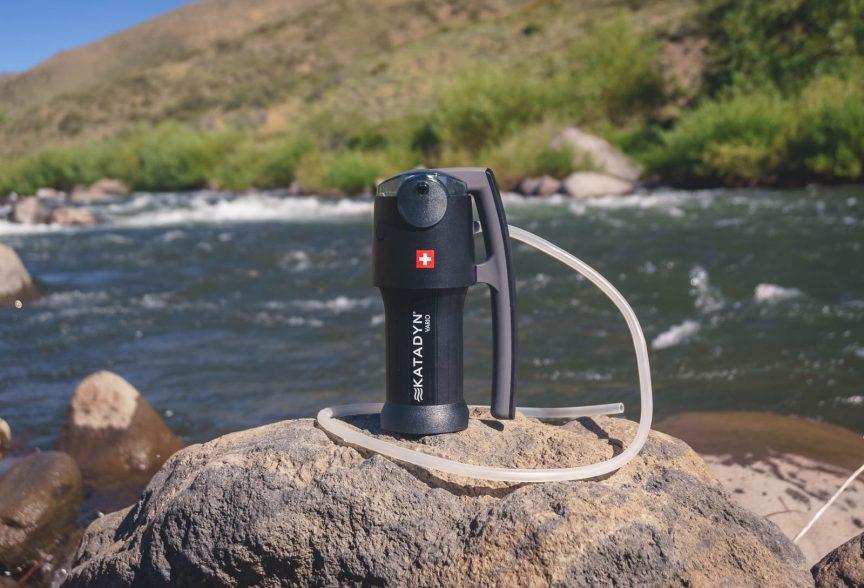 Katadyn Vario water filter review