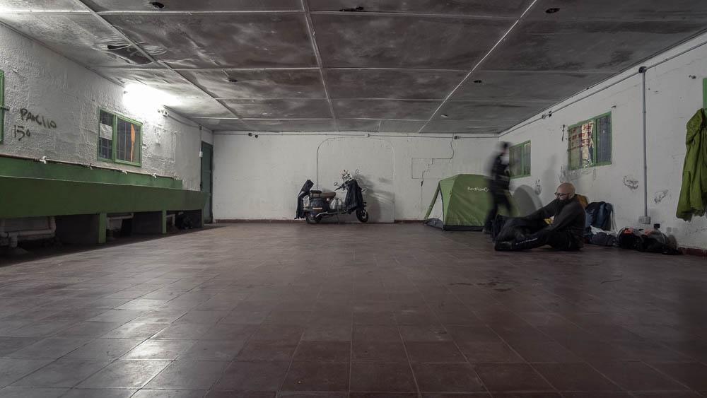 Ituzaingo municipal camping - Argentina