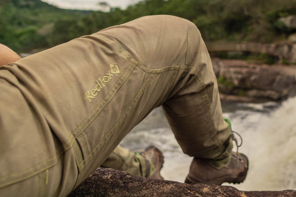 redfox basalt climbing pants review
