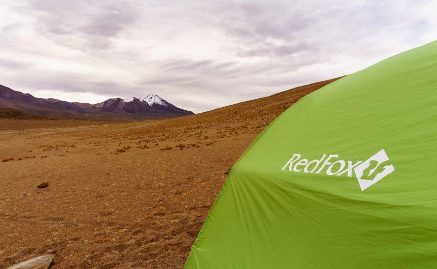 RedFox Comfort 3 tent review