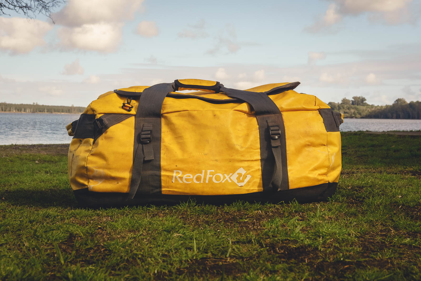 redfox duffel bag expedition 100L review
