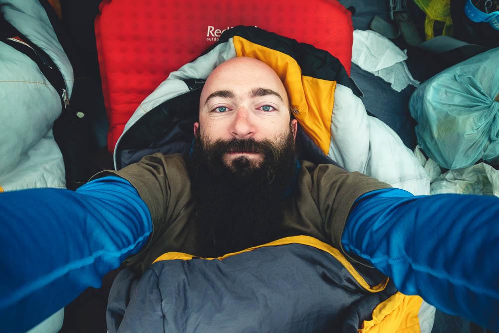 redfox sleeping mattress