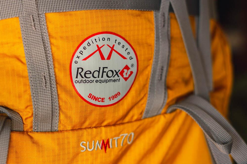 redfox summit backpack