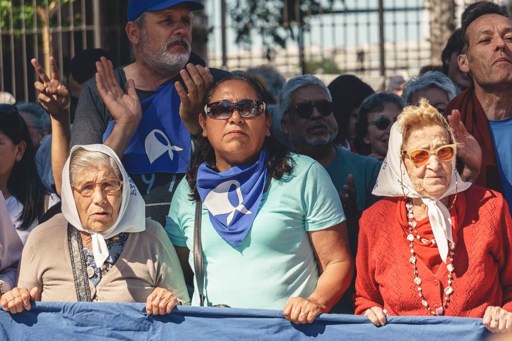 Madres de Plaza de Mayo, Buenos Aires, Argentina