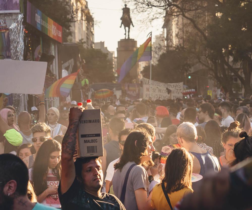 Marcha del Orgullo (Pride) - Buenos Aires